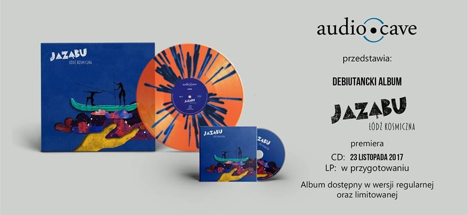 Premiera JAZĄBU na CD i LP!