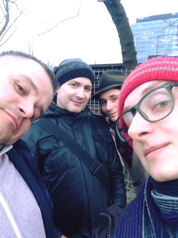 """""""SUNDIAL"""" Jachna/Tarwid/Karch - Nagranie płyty Live"""