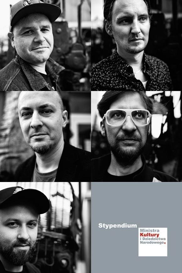 """Wojciech Jachna Squad - """"Elements"""" - Program stypendialny na upowszechnianie kultury przez osoby fizyczne – """"Kultura w sieci"""""""