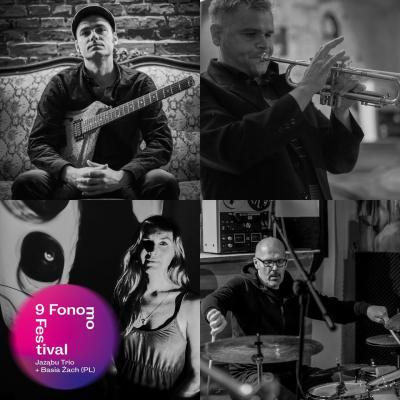 Fonomo Music & Film Festival-Jaząbu Trio + Basia Żach Basia Visuals