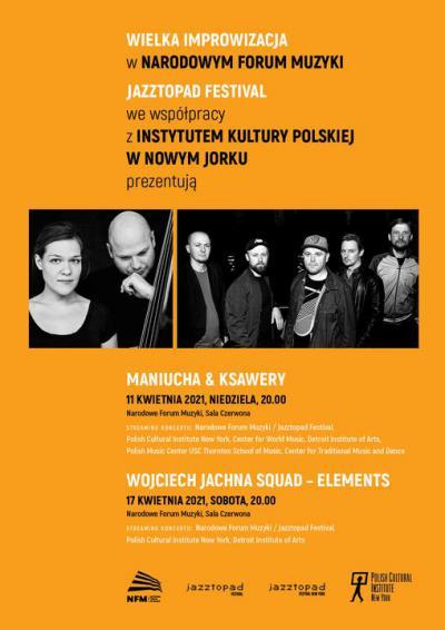Narodowe Forum Muzyki, Wrocław, 17.04.2021