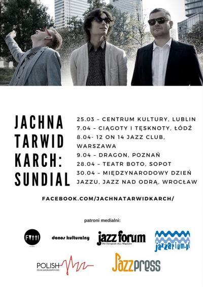 Jachna/Tarwid/Karch - SUNDIAL II