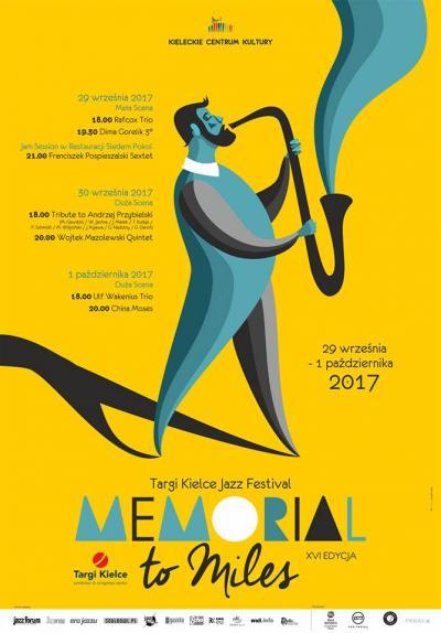 """Memorial to Miles"" Targi Kielce Jazz Festiwal"