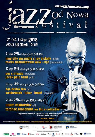 Innercity Ensemble feat. Ray Dickaty - Od Nowa Jazz Festiwal