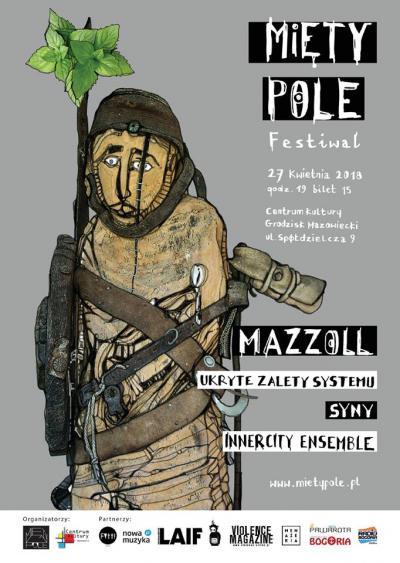 Innercity Ensemble - MIĘTY POLE FESTIWAL/Warszawa