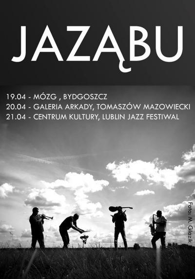 JAZĄBU - Łódź Kosmiczna/TRASA