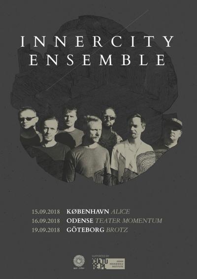 Innercity Ensemble - Trasa, Dania, Szwecja
