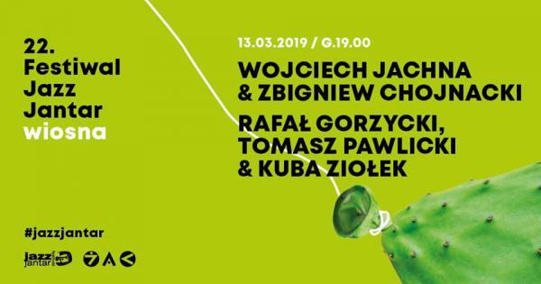 "Jachna/Chojnacki - ""JaCho"", Festiwal Jazz Jantar"