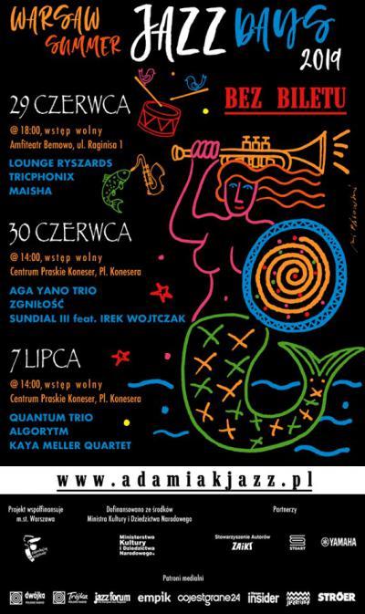 Sundial III feat. Irek Wojtczak