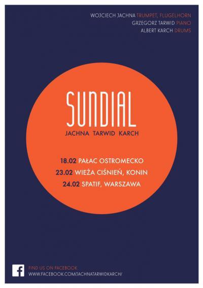 Jachna/Tarwid/Karch - SUNDIAL II - TRASA